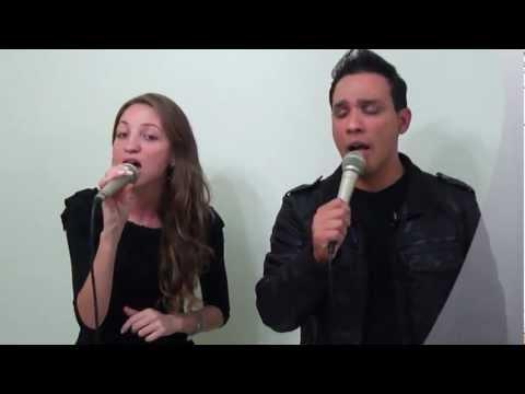 Gabriela Garcia e Elton Alencar