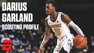 Darius Garland preseason 2019 NBA draft scouting video | DraftExpress