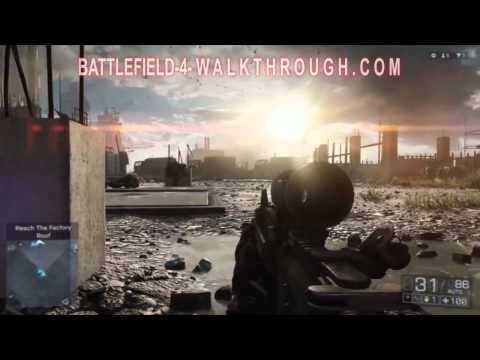 Battlefield 4 Developers Walkthrough