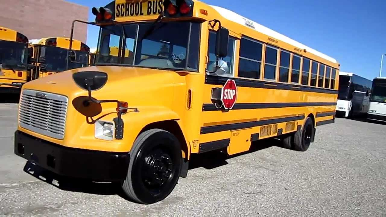 LV Bus Sales - Used School Bus For Sale B69408 - YouTube
