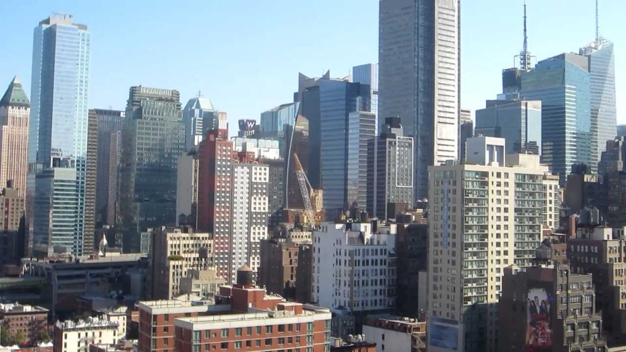 New york city view from building roof top deck youtube for 14 wall street 20th floor new york new york 10005