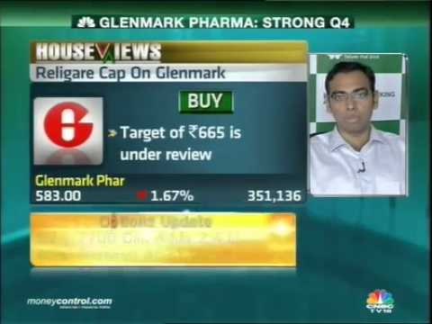 Buy Glenmark Pharma; target Rs 665: Arvind Bothra