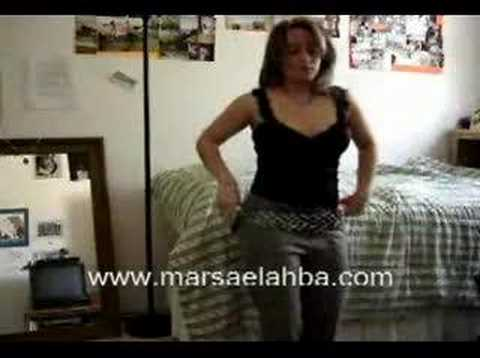 97ab arab six dance - fille arabe dance chaude
