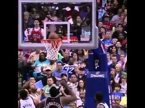 NBA Referee Punched In The Nuts By Carlos Boozer