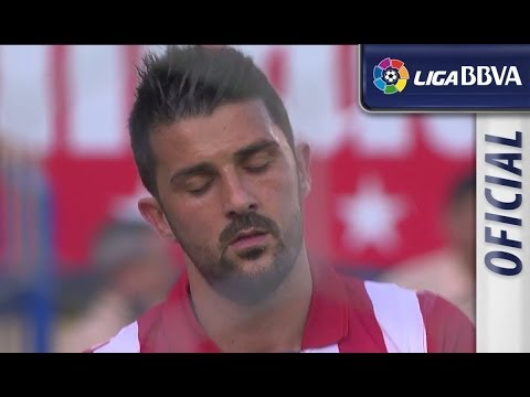 Highlights Atletico de Madrid (1-1) Malaga CF - HD