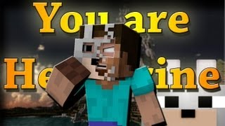Minecraft Mods YAH: You Are Herobrine 1.4.7 Review And