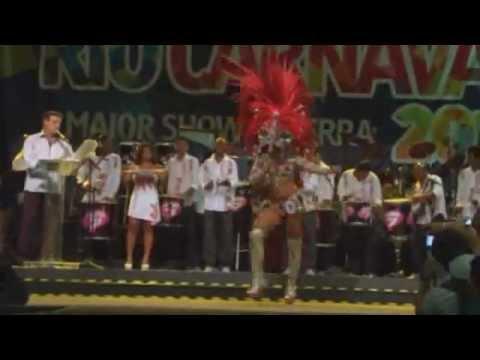 CONCURSO  RAINHA CARNAVAL 2012 RIO DE JANEIRO TV RIOTUR