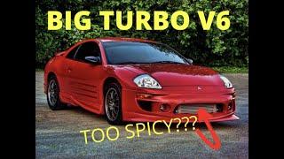 2003 Mitsubishi Eclipse GT V6 TURBO