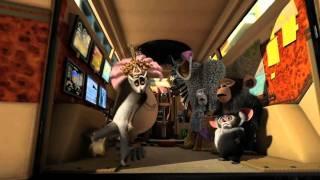 Madagascar 3: Los Fugitivos Trailer Español Latino