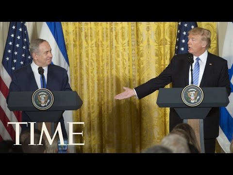 President Donald Trump: I 'Never Mentioned' Israel To The Russians | TIME