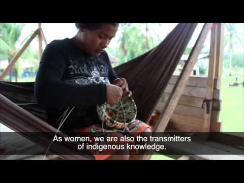 Conversations in Development: Indigenous Women in Latin America