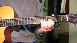 Capo Trick Acoustic Guitar Lesson Scott Grove
