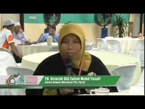 TEMURAMAH EKSLUSIF TEAM IT Muktamar dengan Suhaizan Kaiat & YB Ustazah Siti Zailah