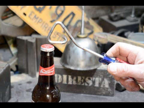 DIY Custom Beer Bottle Openers