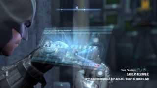 Batman Arkham Origins All GCR Comms Towers