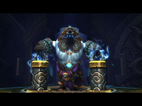 Mists of Pandaria - Patch 5.2: The Thunder King, This is the official trailer for World of Warcraft patch 5.2: The Thunder King. For more information visit http://us.battle.net/wow/en/blog/8713870/ The Thun...