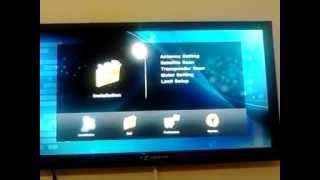Tutorial TocomSat Duplo HD 1ª Parte O Rei Das Antenas