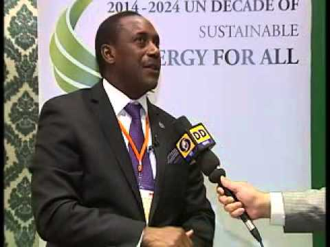 Interview with UN Under Secretary General & CEO of global initiative for sustainable energy