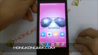 - Unboxing And Test CHINESE SMARTPHONE HTM M1 ANDROID 4