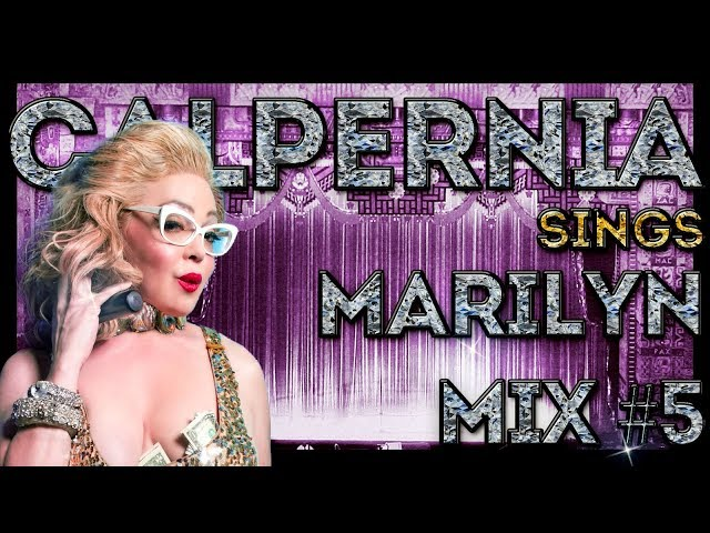 "Calpernia Performs ""Marilyn Mix No. 5"" (Marilyn Monroe) Live"