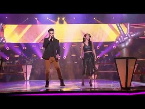Matteus e Paulynha Arrais cantam 'Fui Fiel' no The Voice Brasil - Batalhas | 4ª Temporada
