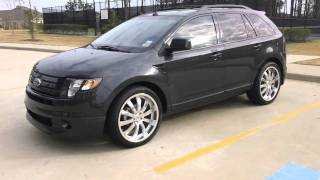 2007 Ford Edge Modified W/ Magnaflow Exhaust videos