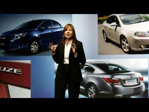 Top 5 priorities for next GM CEO Mary Barra