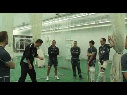 Kevin Pietersen joins Surrey players for coaching session