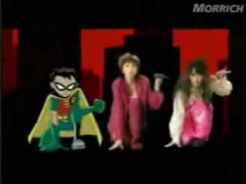 Teen titans intro with japan