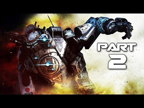 Titanfall Gameplay Walkthrough Part 2 - The Colony - Campaign Mission 2 (XBOX ONE)
