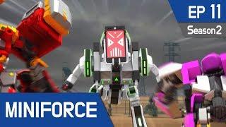 Miniforce Season2 EP11 Dangerous Smartphone (English Ver)
