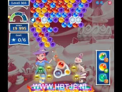 Bubble Witch Saga 2 level 303