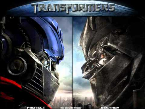 Transformers 3 SOUNDTRACK - There Is No Plan