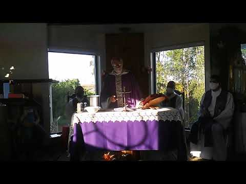 Santa Missa | 21.03.2021 | Domingo | Padre José Sometti | ANSPAZ