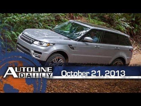 2014 Range Rover Sport - Autoline Daily 1240
