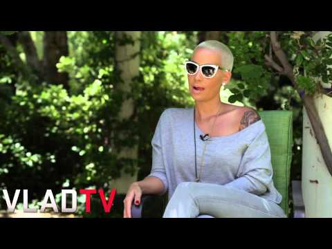 Amber Rose Talks Gays Being Accepted in Hip-Hop