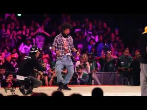 Dance battle of the week les twins france vs lil o tyger b usa