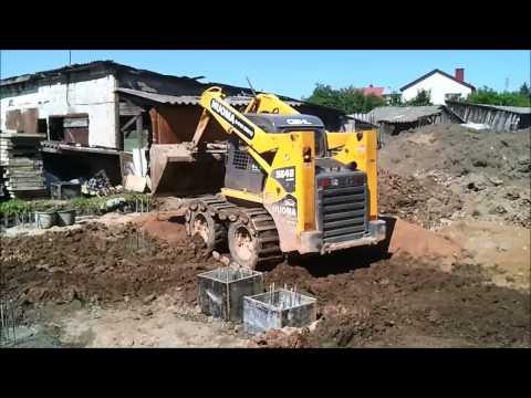 House build: Foundation installation 1 part - Namo statyba: Rostverko irengimas 1 dalis