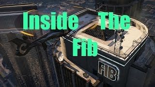 GTA 5 Online : How To Get Into The FIB Building