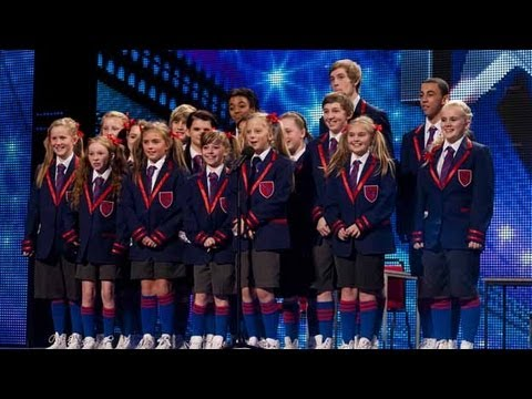 Nu Sxool dance troupe - Britain's Got Talent 2012 audition - International version