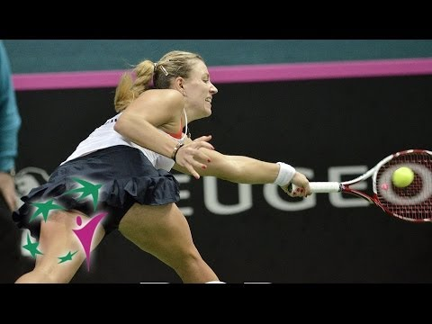 Highlights: Dominika Cibulkova (SVK) v Angelique Kerber (GER)