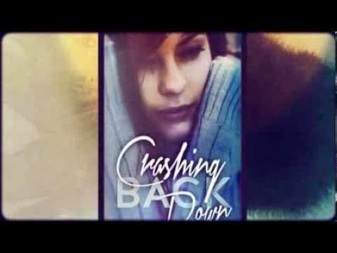 Crashing Back Down by Kristen Hope Mazzola - Book Trailer