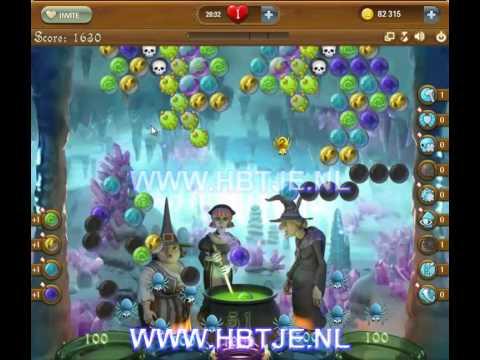 Bubble Witch Saga level 95