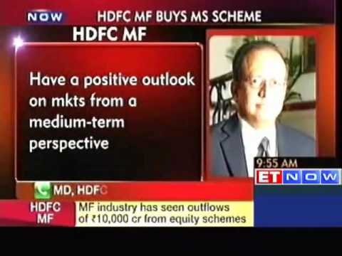 Have a positive outlook on markets: HDFC MF