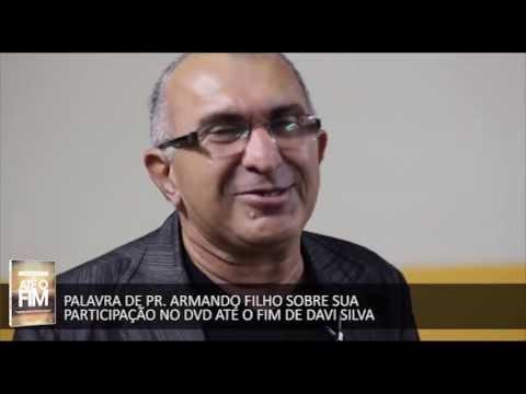 Pr  Armando Filho participa do novo DVD de Davi Silva