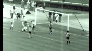 18J :: Sporting - 3 x Atlético CP - 0 de 1975/1976 - Golo de Manuel Fernandes
