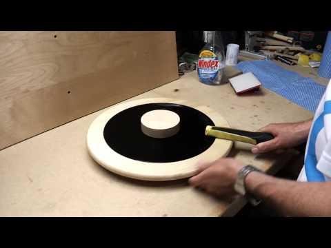 Nettoyage de disque vinyle à la maison / DIY Record cleaning