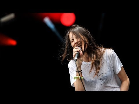 Warpaint - Keep it Healthy at Glastonbury 2014