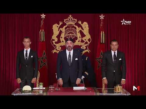 النص الكامل للخطاب الملكي لعيد العرش
