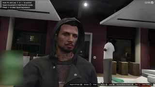 GTA V How To Wear Hoodie Without Mask